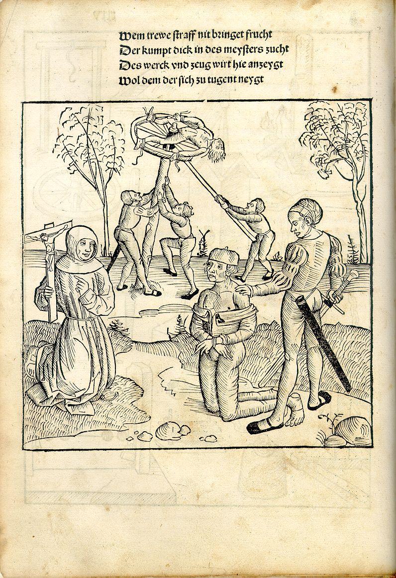 Dokument Constitutio Criminalis Bambergensis, 1507