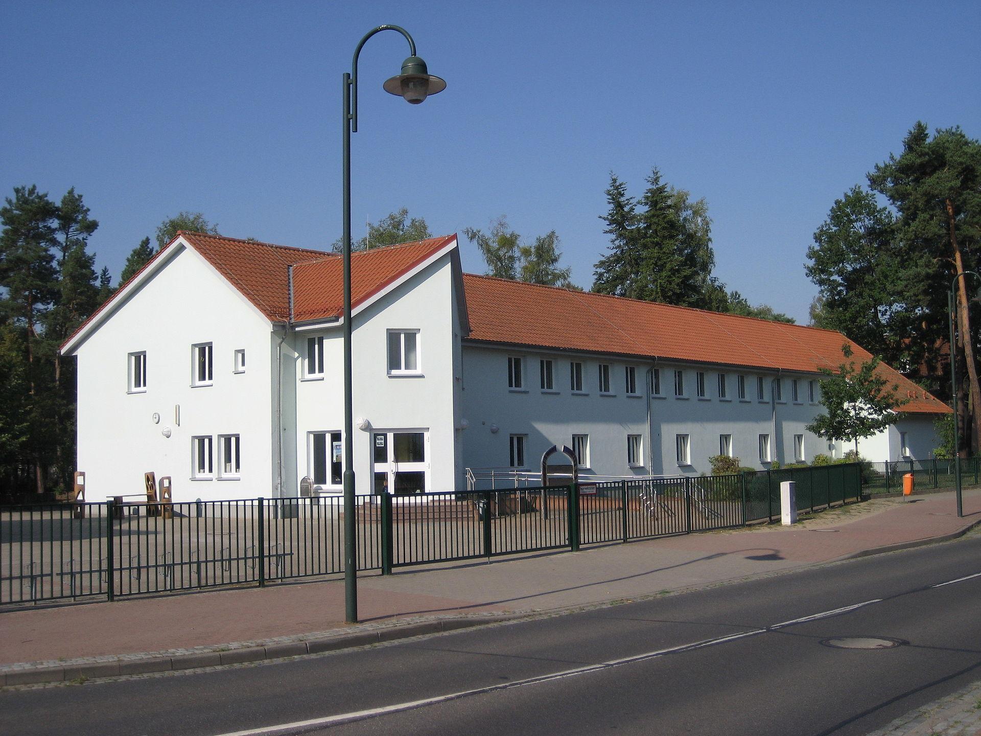 polsko-niemiecka szkoła w Löcknitz