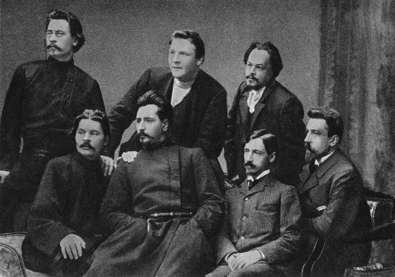 Pisarze rosyjscy