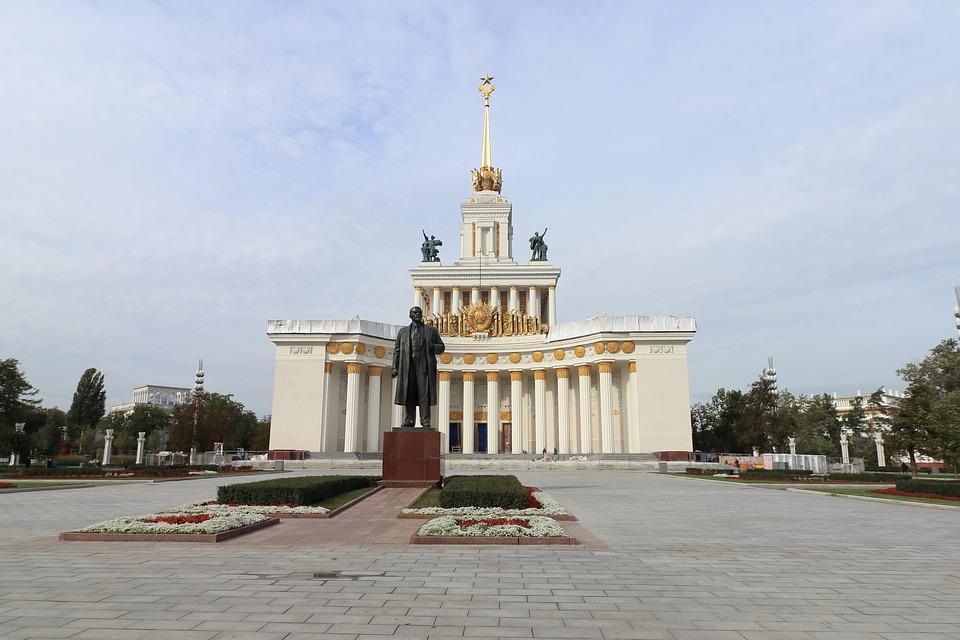 Pomnik Lenina Moskwa